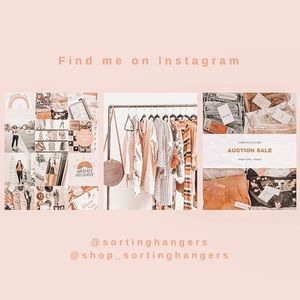 FIND ME ON INSTAGRAM! 🧡